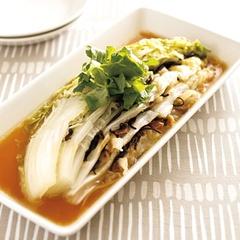 旬の白菜を丸ごとペロリ! 冷蔵庫でかさばる白菜を大量消費できる蒸し料理5選