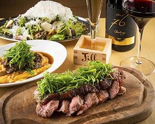 都内で人気!ボリューミーな肉料理&多彩なワインが自慢の大衆ビストロが横浜初出店