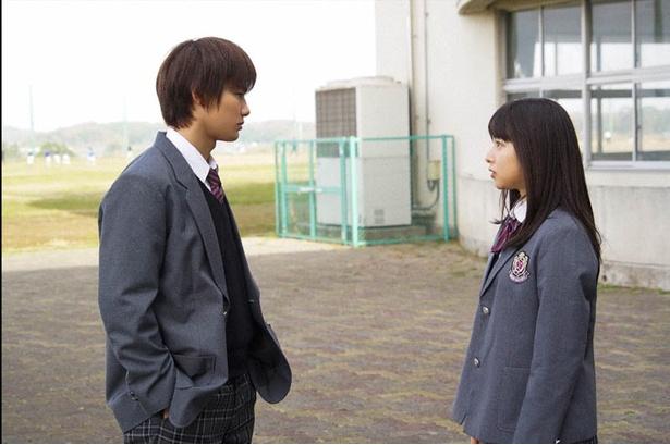 「僕の初恋をキミに捧ぐ」第1話より (C)テレビ朝日