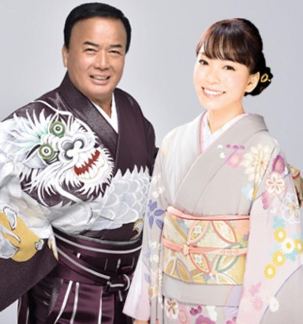 細川たかし・杜このみ(1月27日出演)