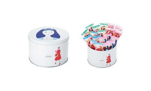「スペシャル缶(L)」(19個入 2916円)