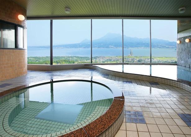 名水の宿いこいの村 長崎 / 名水の湯はとろ~りなめらか