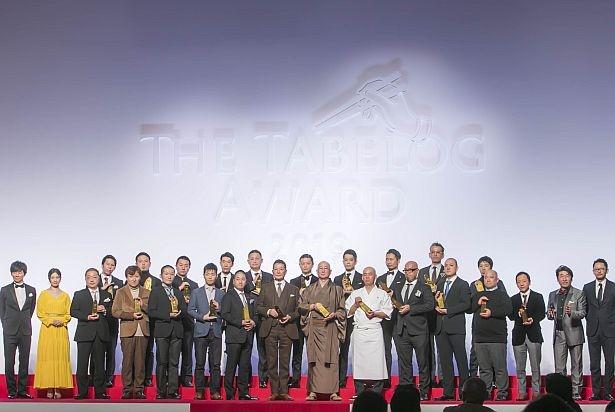 「GOLD」受賞店の店主たち