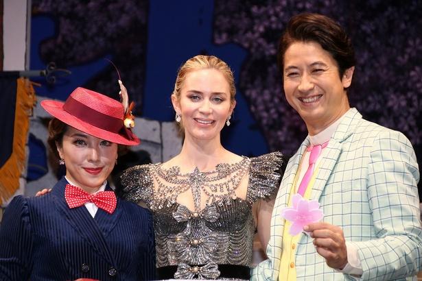 『メリー・ポピンズ リターンズ』のジャパンプレミアが開催