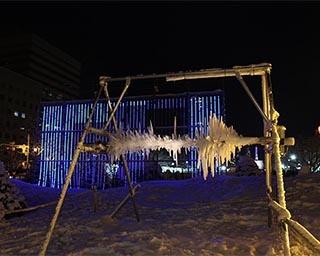 「つらら」をテーマに札幌の冬を再発見!「さっぽろ垂氷まつり2019」