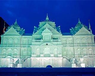 札幌が世界に誇る一大イベント!北海道で「第70回さっぽろ雪まつり」開催