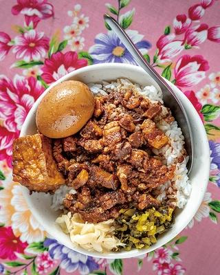台湾の国民食と言えばルーロー飯!