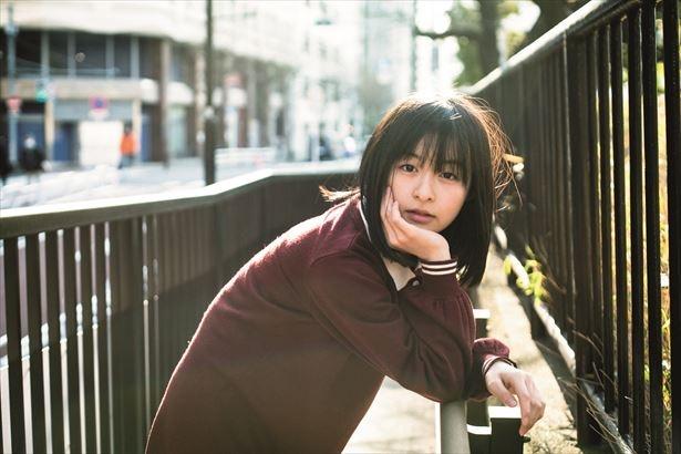 【写真を見る】溢れ出る透明感…女優・森七菜は2019年、大ブレーク間違いなし!
