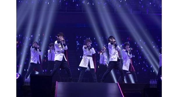 1月13日(日)に「あんさんぶるスターズ!Starry Stage 2nd 〜in 日本武道館〜」が開催。写真はKnights