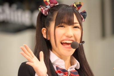 先の総選挙で、5位を獲得した渡辺麻友さん