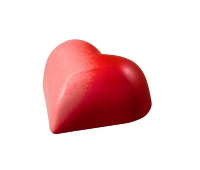 """""""あまおうイチゴ""""を使用したガナッシュやソースに、ホワイトチョコレートを合わせた「フレーズ ドゥ アマオウ」"""