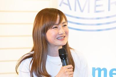 元実業団ランナーの湯田友美さん