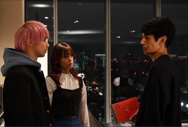 「初めて恋をした日に読む話」第5話より(C)TBS