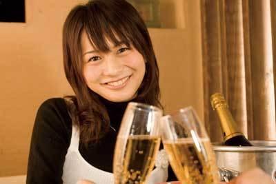 08年ミス立教の高見侑里さんがセレクト
