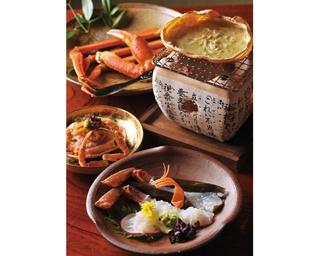 <ごほうびディナー>枯山水の庭園を望みつつ、富山県産のきときとカニに舌鼓をうつ「料亭きときと」|名古屋市・尼ヶ坂