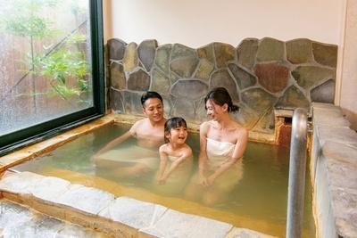 まほろば温泉菟狭 / 家族風呂(1室50分 1500円)