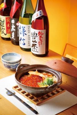 土鍋で炊く、名物の釜飯/心割烹 源勘