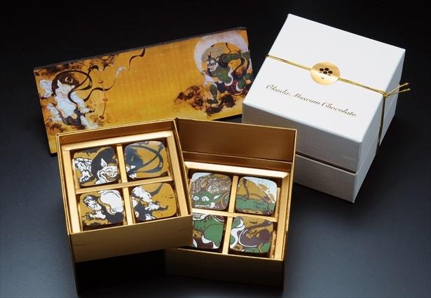 Okada Museum Chocolate『福井江太郎 風 ・刻』(4801円) HSG(C)FUKUI