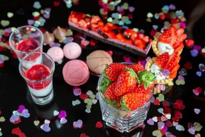 スイートなバレンタインを召し上がれ!