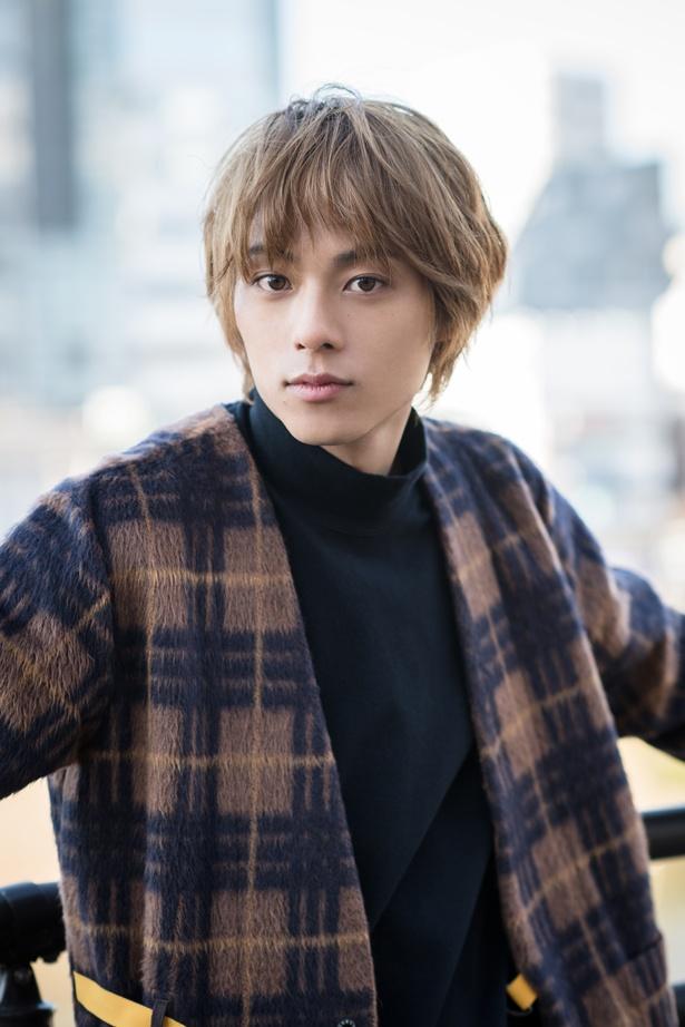 「初めて恋をした日に読む話」に出演中の永田崇人。イケメン俳優として話題を呼んでいる