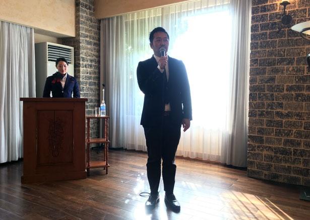 ディライト株式会社の出口哲也代表取締役社長