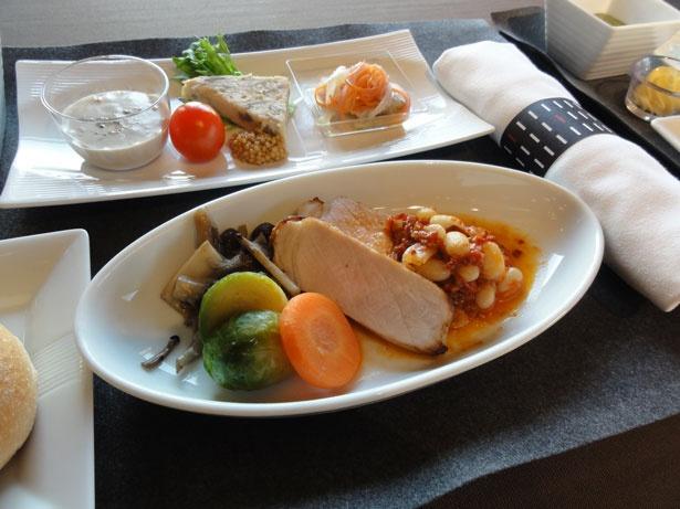 奈良の名店が監修した機内食