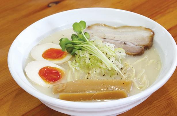 特濃ラーメン塩(800円)