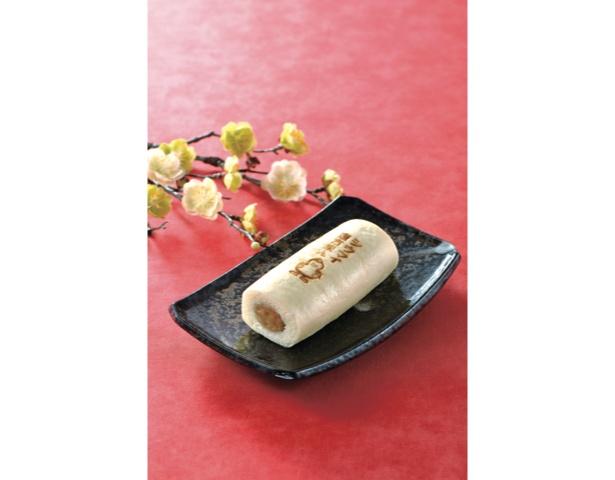 崎陽軒の「シウマイ恵方まん」具材は豚肉、たまねぎ、千帆立貝柱、グリンピース