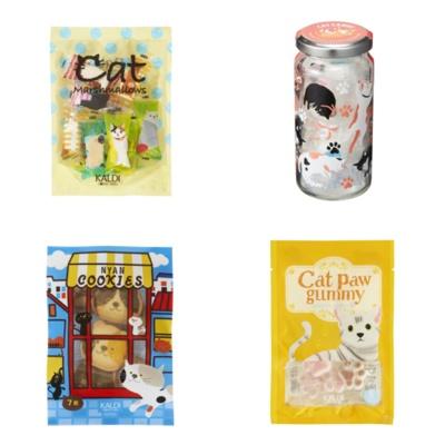 猫モチーフのお菓子も2月上旬より順次発売される