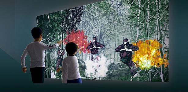 「小田原城歴史見聞館」の完成イメージ