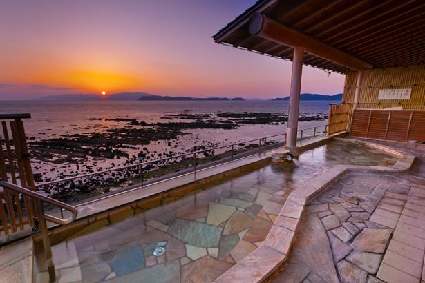 「和歌山加太温泉 加太海月」の潟見の湯