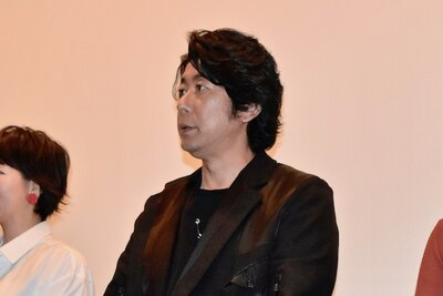 永瀬正敏「最注目の監督デビュー作に出演できて幸せ」と話す