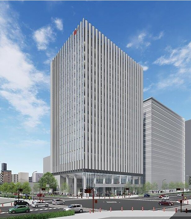 【写真を見る】「(仮称)LGグローバルR&Dセンター」の完成イメージ