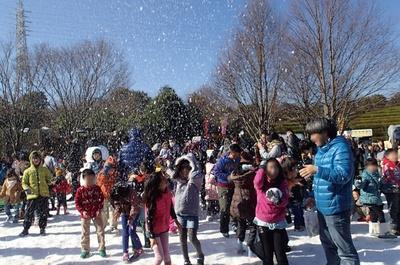 大阪ではなかなか体験できない大雪を堺市「Minaさかい」で楽しもう(写真はイメージ)