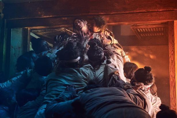 【写真を見る】ゾンビ×時代劇の新ジャンルに挑んだ「キングダム」
