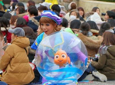TDSゲスト参加型ショー「ピクサー・プレイタイム」(12/25)