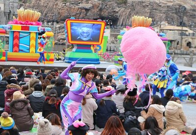 TDSゲスト参加型ショー「ピクサー・プレイタイム」(22/25)