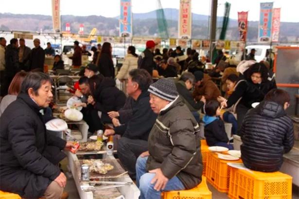 【写真を見る】会場には毎回多くの人が訪れる人気イベント