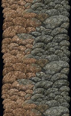 アイノ=マイヤ・メッツォラ 《苔寺》 2017 年 マリメッコ・スピリッツ展のためのデザイン
