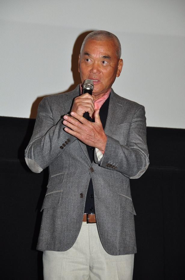 立川志の輔の出演に「ホテルの天井に頭をぶつけそうになるくらい飛び上がって喜びました」という監督