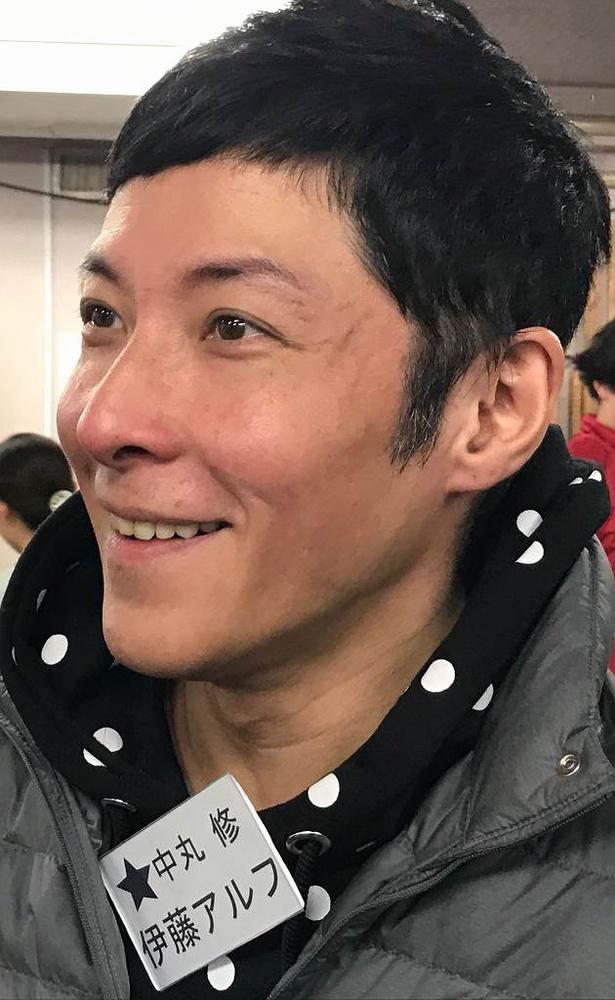 伊藤アルフ、ミュージカル「タイム・フライズ」出演