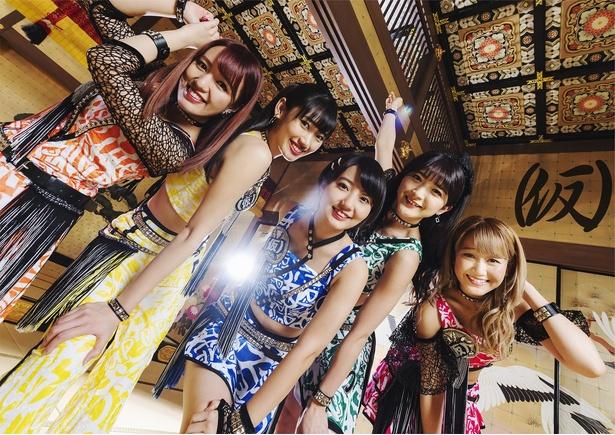 アップアップガールズ(仮)2019年最初の単独ライブが2月10日(日)に埼玉・HEAVEN'S ROCK さいたま新都心VJ-3で開催