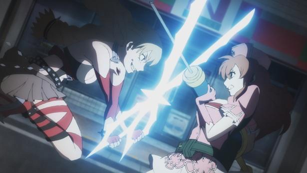 「魔法少女特殊戦あすか」第5話場面写真