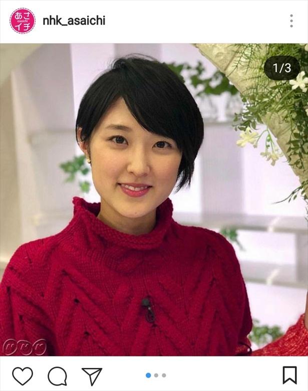 ※画像は「あさイチ」公式Instagram( nhk_asaichi )のスクリーンショットです