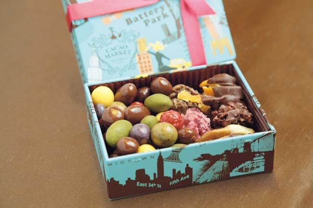 フルーツディップ&チョコレートボールアソート(175g2484円)/アメリカ「カカオマーケットbyマルベル」