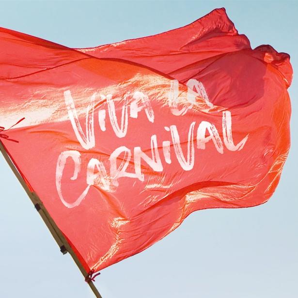 「Viva la Carnival」配信ジャケット写真