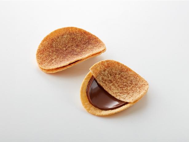 グランクリスプ ミルクチョコ味(イメージ)