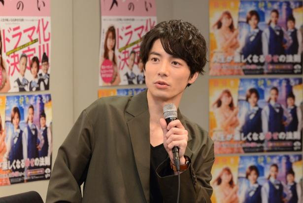 2月7日(木)放送「人生が楽しくなる幸せの法則」イベントに参加した和田琢磨