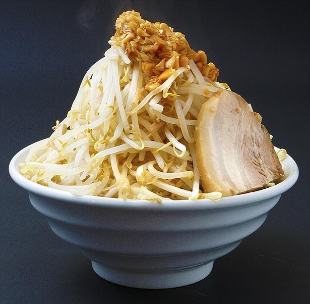 「活力再生麺屋 あじ庵食堂」の「あじ郎ラーメン」