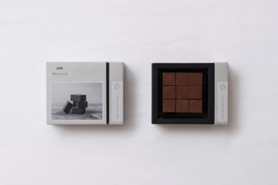 Minimal 初となる「生チョコレート」